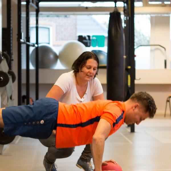 fysiotherapie bij sport